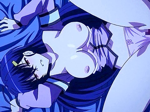 Stranger fucking anime lady in darkness