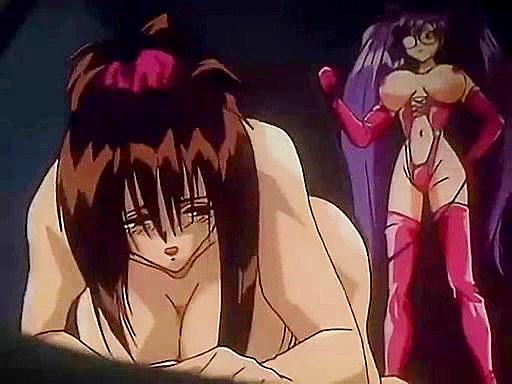 Bdsm fuck scene in hardcore hentai