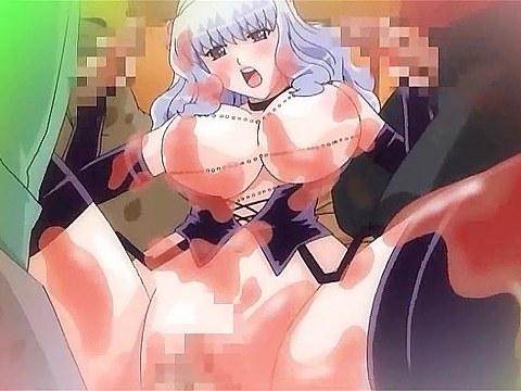 Extremely arousing hentai porn film