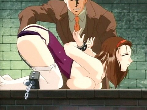 Hardcore sex for a tasty anime lady