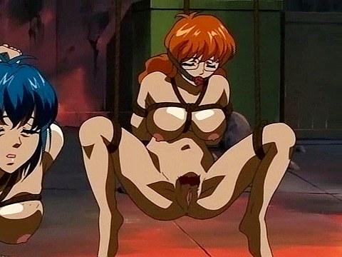 attractive hentai ladies hammered hard