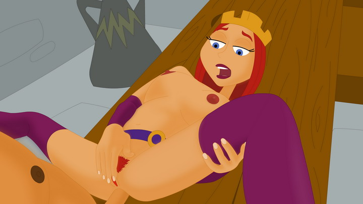 Dave the Barbarian gives his princess a proper fuck