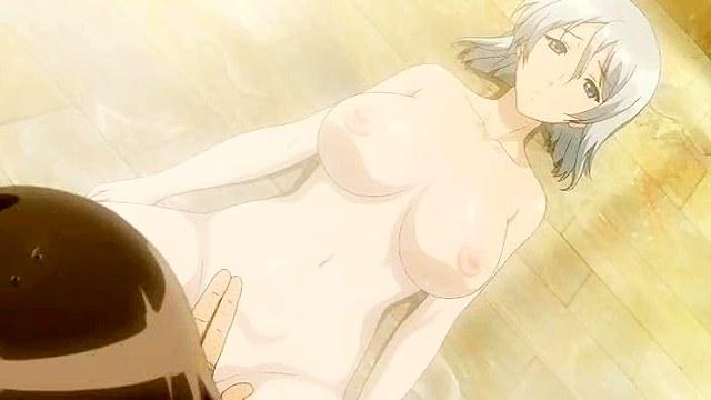 Hentai enormous boobies whore making man lavishly sperm