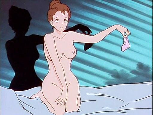 Nice romantic classic hentai movie